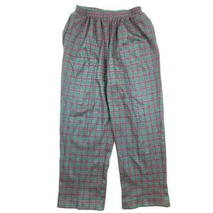 VTG 90's 00's Flannel Plaid Checkers Styles Pants